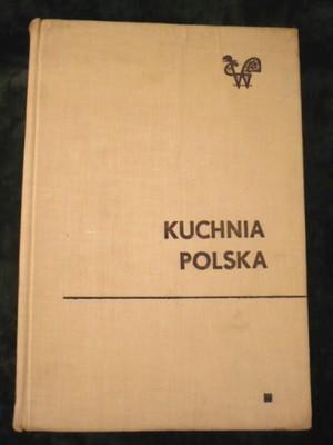 Kuchnia Polska Książka Kucharska żywienie Stara