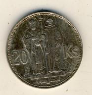 20  KORON  1941