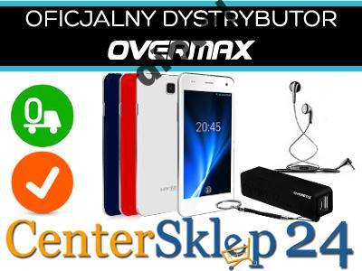 OVERMAX Vertis 4510 EXPI Aero2 GPS + bank energii