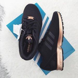 Adidas Zx Flux S78977 Metalic Gold Black Cooper 36 6506989392 Oficjalne Archiwum Allegro