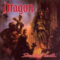 DRAGON Scream Of Death REEDYCJA Trzeci Album FOLIA