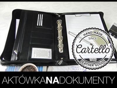 4cd77c428711d AKTÓWKA A4 organizer na dokumenty JAKOŚĆ CARTELLO - 6629214634 ...