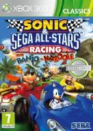SONIC ALL STARS RACING WITH BANJO KAZOOIE XBOX 360