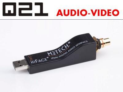 M2TECH HIFACE TWO - KONWERTER USB>SPDIF 24/192