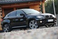 BMW X6 3.0d F1 XEN NAVI SKÓRY PROGI KAMERA ALU22!