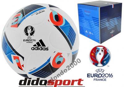Pilka Adidas Euro2016 Beau Jeu Klejona W Pudelku 5939879357 Oficjalne Archiwum Allegro