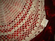 serweta -obrus kolor śmitankowy nowa red.195cm