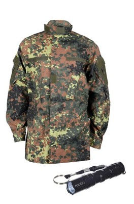 Wojskowa BLUZA ACU Ripstop FLECKTARN XL MFH