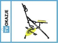 TOTAL EVOLUTION SKY CRUNCH + ROWER DOUBLE CRUNCH