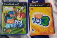 Eye Toy Play 3 & Eye Toy Play Sports