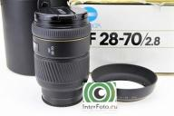 InterFoto: Minolta AF 28-70/2.8 do Sony! Jak nowy!