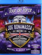 BONAMASSA Royal Albert Hal BLU-RAY London 24h