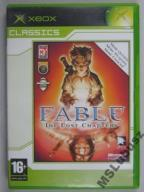 FABLE THE LOST CHAPTERS   XBOX GWARANCJA BDB!