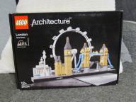 Lego Architecture LONDYN Super cena!!!!