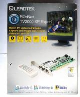 TUNER WinFast TV2000 XP EXPERT GRABBER KARTA