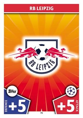 Karta Champions 17 18 2018 Logo 73 Rb Leipzig 6987130861