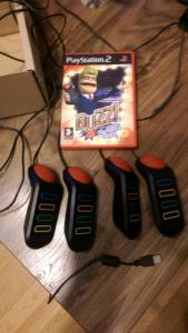 BUZZERY PS2 PS3 +GRATIS THE BIG QUIZ DOSTAWA GRATI