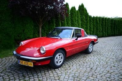 Alfa Romeo Spider 2 0 6886023645 Oficjalne Archiwum Allegro