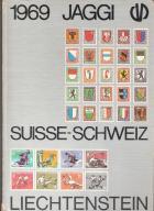 JAGGI kolorowy Katalog Schweiiz-Liechtenstein-1969