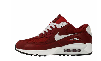 air max 90 essential bordowe