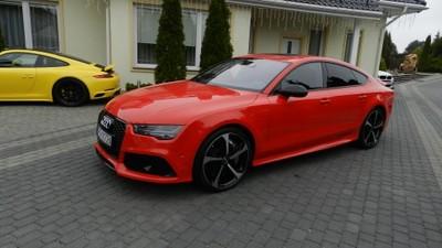 Audi Rs7 Ceramika Karbon Head Up Salon Pl F Vat 7021989968 Oficjalne Archiwum Allegro