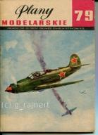 PM Plany modelarskie 79 Bell P-39 Airacobra