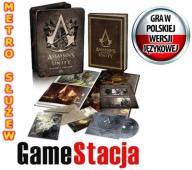 ASSASSIN'S CREED UNITY BASTILLE EDITION PC PL WAWA
