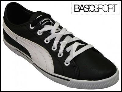 Puma Benecio Leather Tenisówki 351038 04 38 do 45