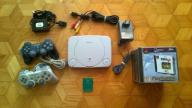 PlayStation ONE PS One i zestaw gier