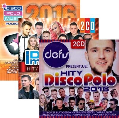 Disco Polo 2016 Disco Imprezy Kobylnica 6cd 6717232099 Oficjalne Archiwum Allegro