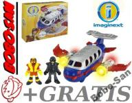 FISHER PRICE IMAGINEXT JUMBO JET BDY48 SAMOLOT 24H
