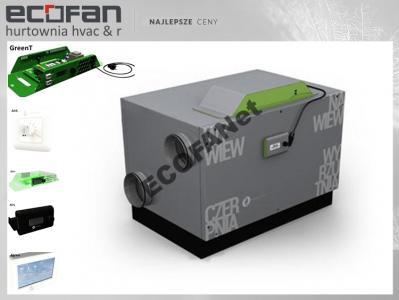 Rekuperator Centrala Thessla Green AirPack 650h