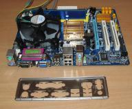 GIGABYTE GA-G31M-ES2L+ XENON 3065 2,33 GHz+ 2 GB