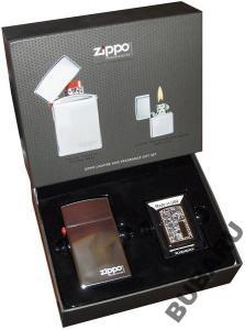 Zippo Oryginal Zestaw Zapalniczka Venetian Perfumy 5113643105 Oficjalne Archiwum Allegro