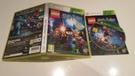 GRA GRY GIER XBOX 360 LEGO HARRY POTER YEARS 1-4