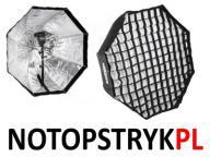 Phottix PRO EASYUP HD parasolka-SOFTBOX 80cm GRID