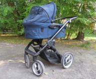 Wózek dziecięcy Mutsy EVO Gondola głęboki Stelaż