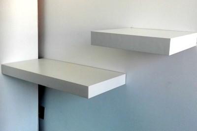 Półki ścienne Ikea Lack 30cm Białe Jak Nowe 6796559920
