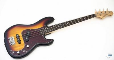 J&D Brothers PBJ SB Gitara basowa 4 strunowa