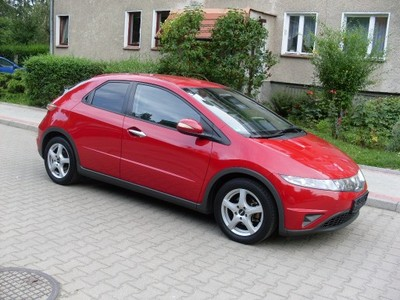 Honda Civic 1 4 I Vtec 83km Stan Idealny 6899699972 Oficjalne Archiwum Allegro