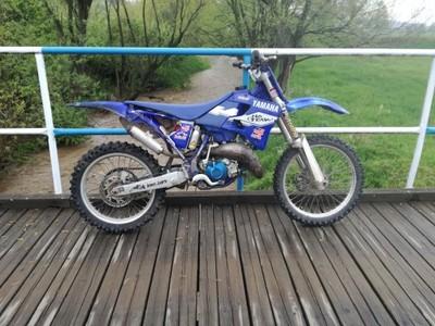 Yamaha Yz 125 Ccm 2001r Cena Do Negocjacji Rm Cr 6819019774 Oficjalne Archiwum Allegro
