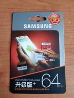 Karta pamięci MicroSD Samsung Class10 UHS 3 64GB