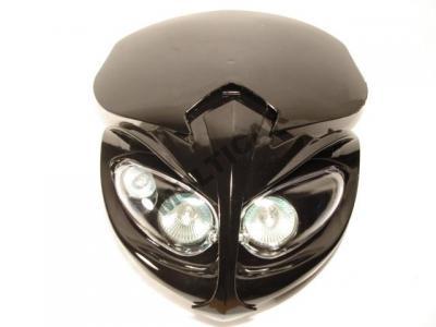 OWIEWKA UNIWERSALNA 3 LAMPY SNAKE STREET ENDURO