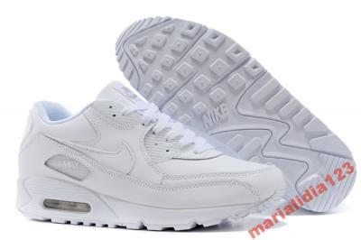 Buty męskie nike air max 90 białe 40 41 42 43 44 Zdjęcie