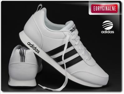 Buty męskie Adidas V Run Vs F97849 r.41 47 Białe Zdjęcie