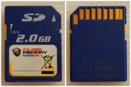 SD 2 GB -- CUBE MEMORY -- MADE IN JAPAN --