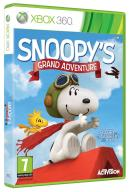 SNOOPYS GRAND ADVENTURE XBOX 360 ****** Video-Play