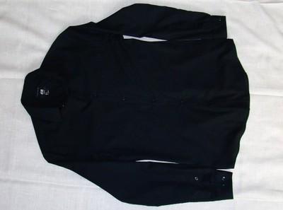 koszula męska czarna  H&M