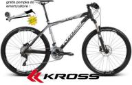 KROSS LEVEL A8  L DEORE XT RECON + GRATIS ZA 149zł