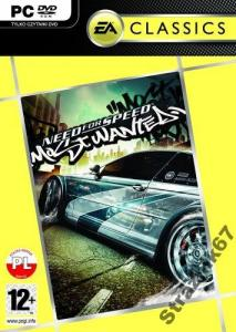 Need For Speed Most Wanted Nfs Pc Pl Nowa 5109539363 Oficjalne Archiwum Allegro